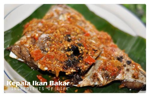 Kepala Ikan Bakar