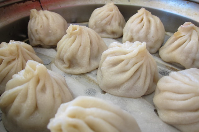 Dean Sin World: Xiao long bao