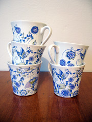 Lotte Turi-Design by Figgjo Flint of Norway (happyflowerhead) Tags: china cup norway ceramics potter scandanavian lotte midcentury thrifted turidesign