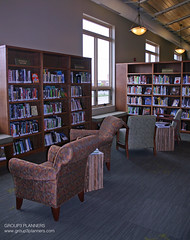 Reading Library (Group3 Planners, LLC) Tags: architecture colorado furniture library leed planning programming interiordesign huron publiclibrary rangeview spaceplanning rangeviewlibrarydistrict anythink libraryplanning group3planners sharonrowlen marygulash spaceprogramming furniturespecification