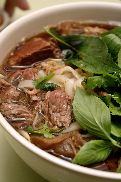 Thaksin Beef Noodle Soup
