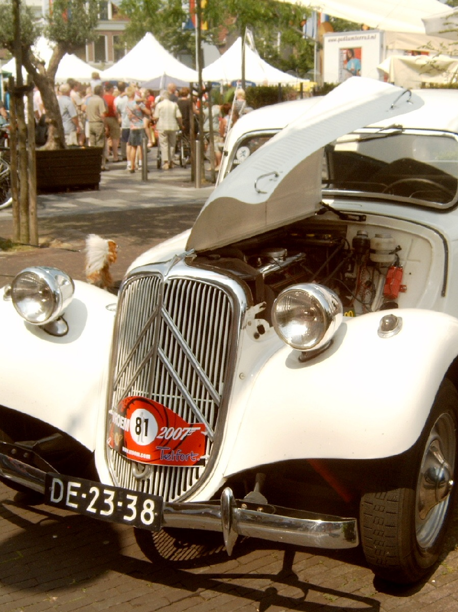 1948 Citroën Traction Avant