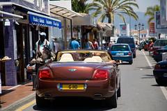 Bentley (Stephen Hayes) Tags: continental bentley puertobanus sportscar gtc exoticcar bentleycontinentalgtc