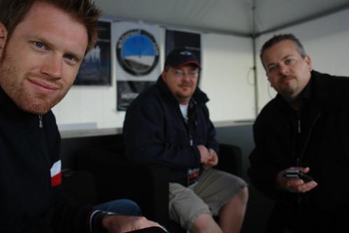db, Todd and Gabe at MINI United 2007