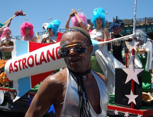 Mermaid Parade 2007
