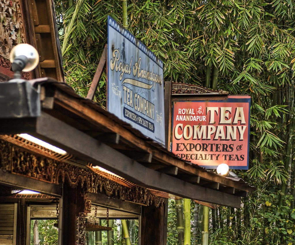 The Royal Anandapur Tea Company