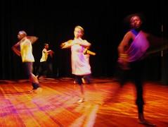 Dance Performance (blu_blue) Tags: london dance danza performance documentary jazz londra rhythm dancerhythms howwearenow bradyartcentre