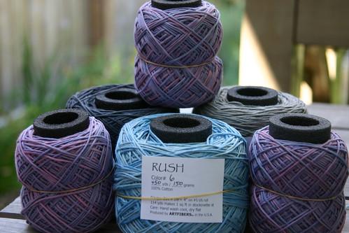 Artfibers, Rush 100% cotton