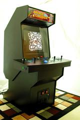 Full Arcade Cabinet