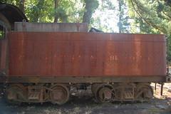 Crowley Long Leaf LBR Co. (Paul L. Nettles) Tags: museum train louisiana forestry logging 020 steamlocomotive skidder forestmuseum loggingmuseum antiqueskidder