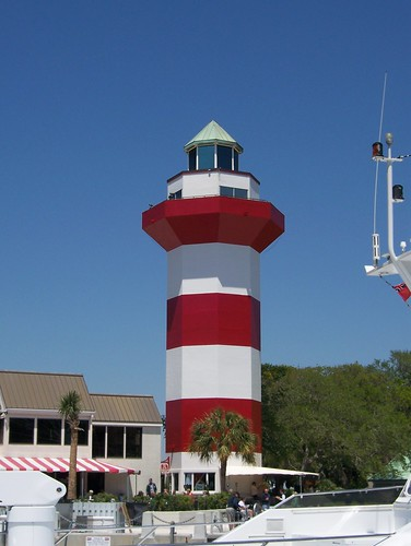 Lighthouse at Harbourtown