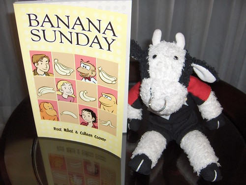 Banana Sunday, A Most Fun Comic