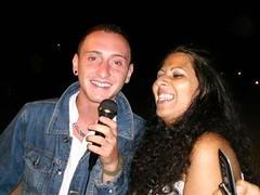 Terazza e Sara (Daniele1282) Tags: di festa laurea renzo
