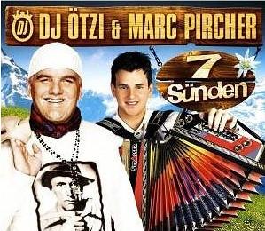 DJ Ötzi und Marc Pircher - 7 Sünden