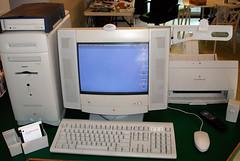 PowerMac 6500 Complete (wattornot) Tags: mac powermac stylewriter 6500