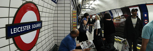 The Tube, London, England