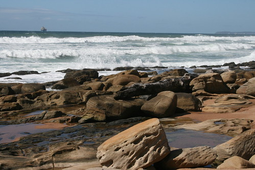Umghlanga Rocks Sea