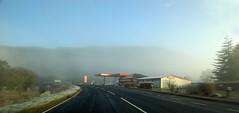 A815 north of Sandbank
