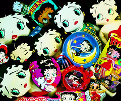 Boopsie Crazy (boopsie.daisy) Tags: color colors female vintage toys eyes colorful eyelashes vibrant character famous cartoon adorable vivid icon betty retro collection plushies popart gifts stuff figure multiple redlips merchandise popculture stuffies goodies shotglass bettyboop radiant videos boop lots collectibles memorabilia coasters changepurse trinkets novelties accumulation lunchkit earringholder stuffedbetty sailorbetty flapperbetty bathrobebetty bikinibetty venuslove