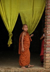 novices (janchan) Tags: portrait people children asia retrato burma buddhist documentary buddhism orphanage monks myanmar ritratto bangladesh reportage marma thepainter chittagonghilltracts whitetaraproductions
