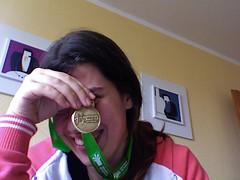Anne mit Medaille