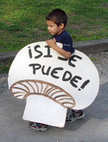 """La Marcha II: """"¡Sí se puede!"""""""