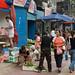 Xian street scene