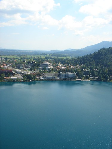 Visits to Lake Bled Slovenia