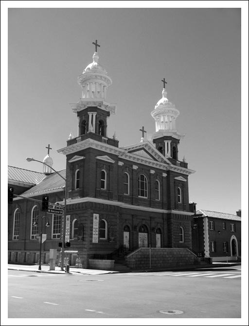 Some Reno church