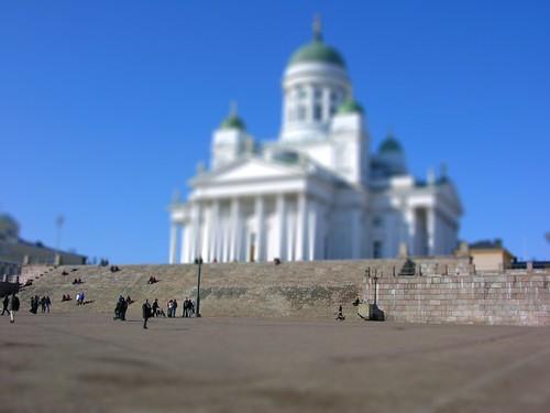 Helsinki-tiltshift