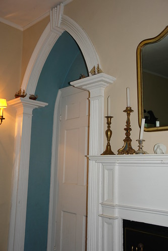 Shaped Doorway
