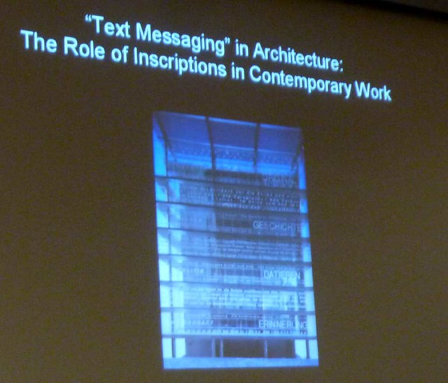 P1040742-2010-10-23-GaTech-Dowling-Symposim-Carol-Flores-Text-Messaging-in-Architecture