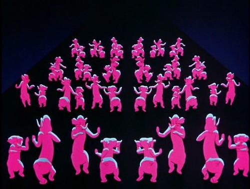 pink elephants 35 couples dancing