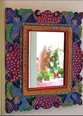 Декор Винтажные зеркала