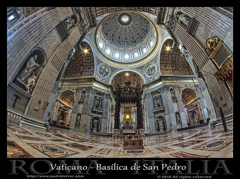 Vatican - Saint Peter's Basilica