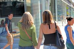 lesbian couple in chelsea