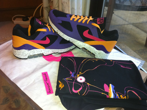 201dbcf6fe87 Nike Lunar Air 180  ACG  x Size  ( 10 ) + Tee +  bag . - a photo on ...