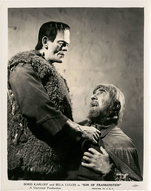 Son of Frankenstein (Universal, 1939) 3