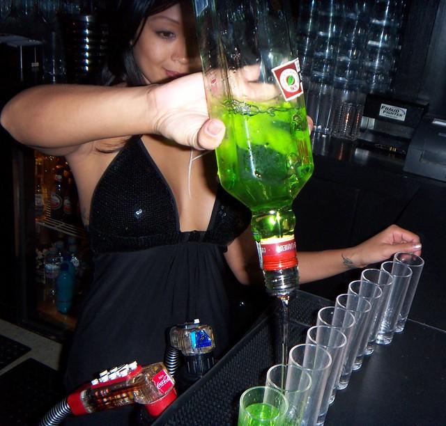 AGWA Liqueur, The Reality Bash