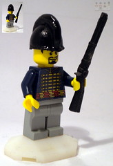 3D Printed Minifig Customs by Woody64 | Pirate LEGO