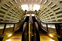 Foggy Bottom-GWU (DocTony Photography) Tags: travel usa train canon underground subway washingtondc dc washington bravo searchthebest metro elevators 1022 30d magicdonkey artlibre impressedbeauty superaplus aplusphoto doctony