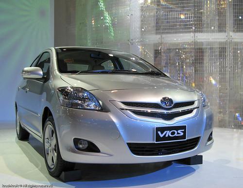 Auto Toyota Vios