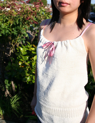 Front of Summertime Tunic