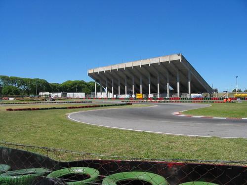 El Kartodromo.