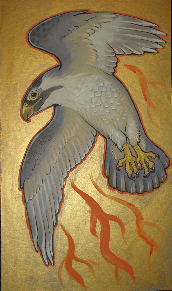 japanese falcon