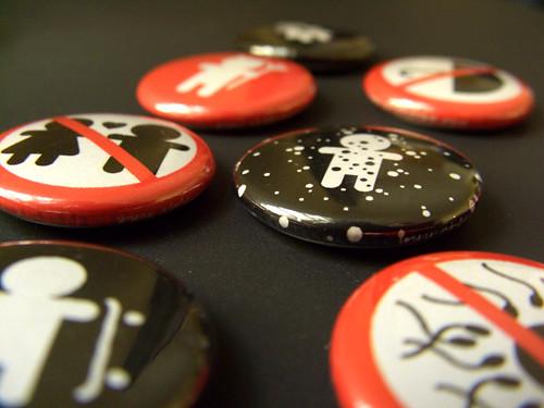 Picktogram Quelques badges