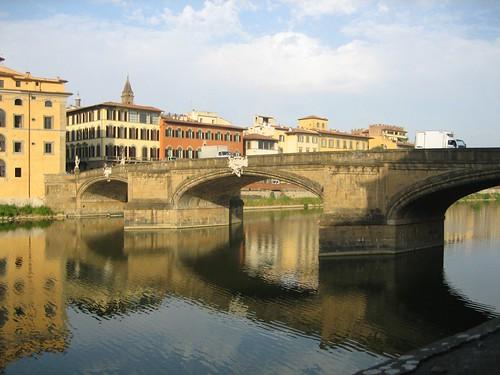 bridge in florence