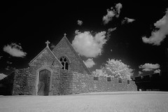 Farleigh Castle - chapel - by saw2th