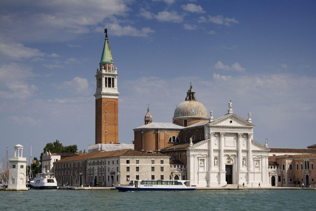 Andrea Palladio, Church of San Giorgio Maggiore, Venice