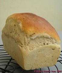 Fragrant Swedish Rye Bread